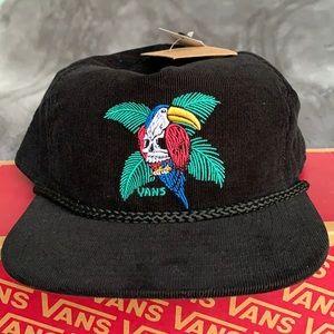 VANS HOBART UNSTRUCTURED CAP